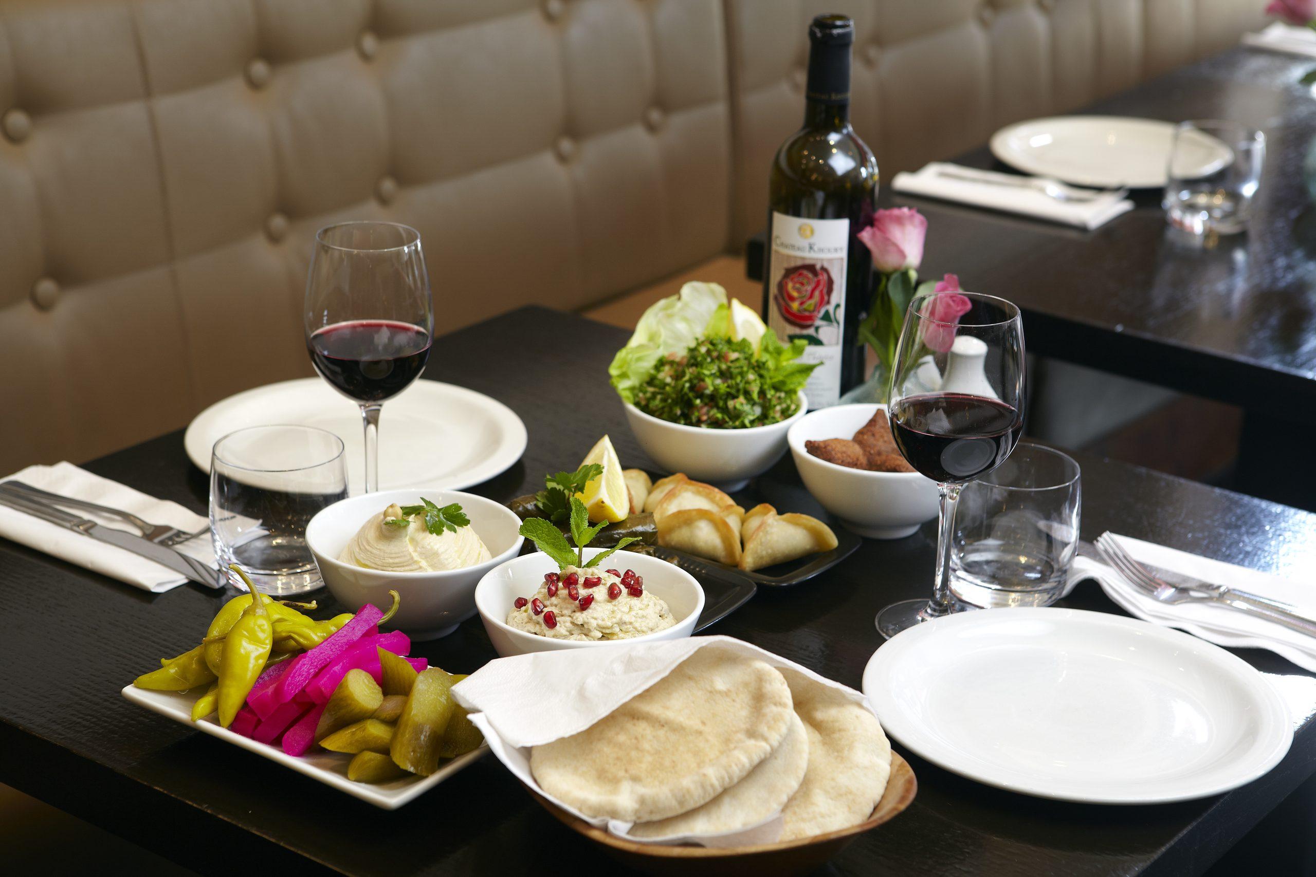 Lebanese hospitality